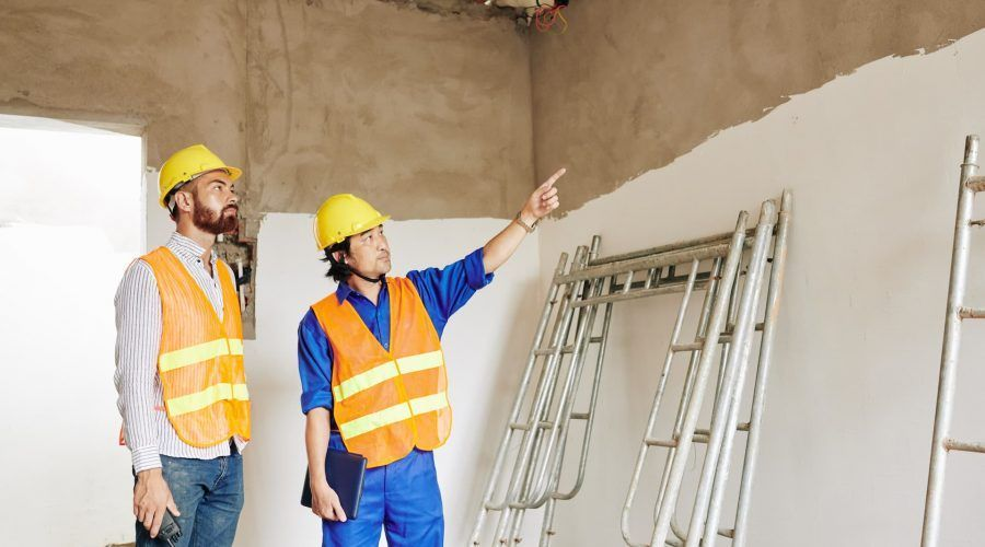 Processes to follow for the repair of leaks in your home